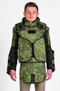 Armored jacket Saphire Special «Motorolas dream»
