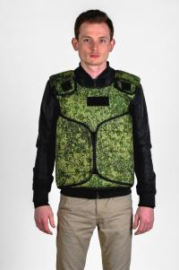 Armored jacket Saphire Special «Motorolas dream» lightweight